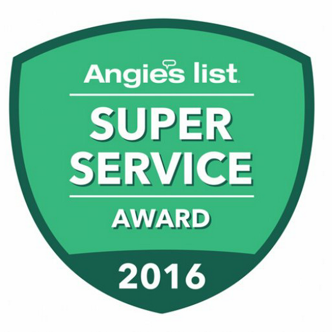 Angies List Service Award For 2016