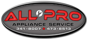 All-Pro Appliance Repair Okc © 2019